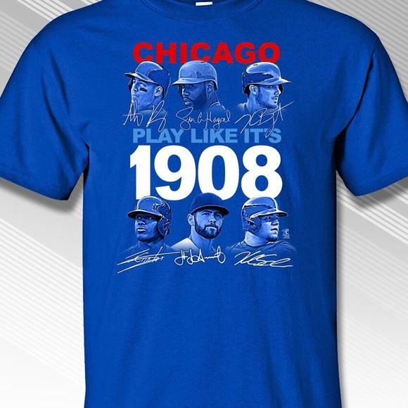 Chicago Cubs World Series Tee Women s Medium bf4e999d17